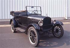 フォードT型 ツーリングカー