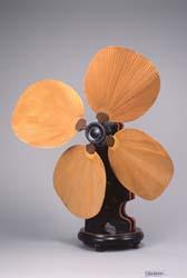 手動式扇風機