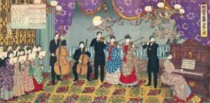 「欧洲管弦楽合奏之図」