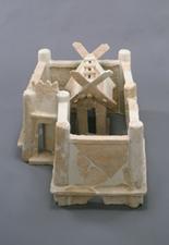 囲(かこい)・家形埴輪