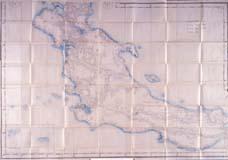 「官板実測日本地図」
