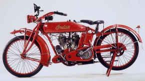 オートバイ インディアン・パワープラス