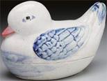香合(青い鳥)