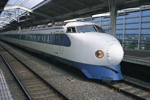 0系新幹線電車 ひかり号・こだま号