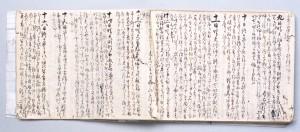 江戸江発足日記帳 (酒井伴四郎日記) 1860年(万延元)
