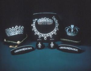 マリー=エチエンヌ・ニト 《マリー=ルイーズの宝飾品》 ©Jean-Marc Manai,Chateau de Versailles