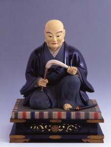 太田道灌座像