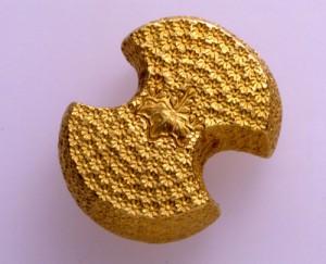 太閤分銅金