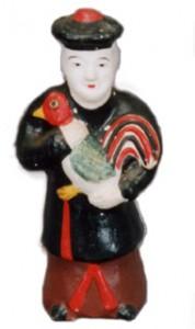 長崎古河人形 阿茶さん