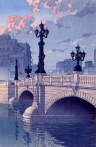 「日本橋(夜明)」
