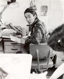 山本寛斎 (1970年) (C)山本寛斎事務所