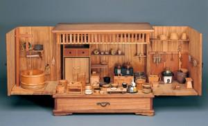 ミニチュア台所道具  明治時代