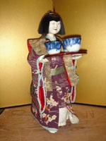 茶酌娘の画像