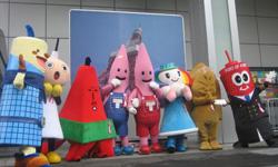 全日本タワー協議会のマスコット