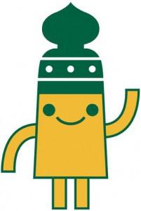 江戸博公式キャラクター ギボちゃん