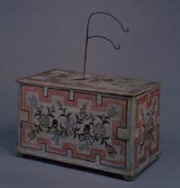 ≪エレキテル≫(複製) 伝平賀源内 逓信総合博物館所蔵