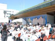 国技館会場の画像