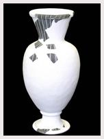 ベネチア製レースガラス器 (戦国時代) (八王子市郷土資料館蔵)