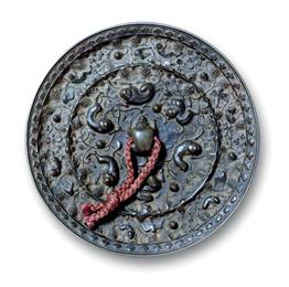 坂本龍馬使用 海獣葡萄鏡