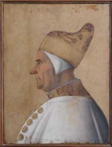 《総督ジョヴァンニ・モチェニーゴの肖像》
