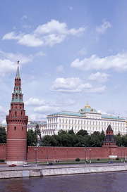 クレムリン外観 ©Overchenko Valentin