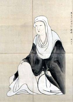 阿茶局画像 德川記念財団蔵