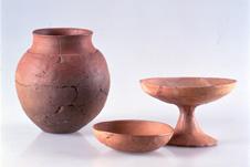 北区指定有形文化財  御殿前遺跡祭祀遺構出土  土器