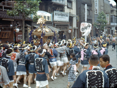 「昭和 29 年の神田祭」